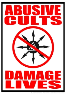 ABUSIVE CULTS DAMAGE LIVES